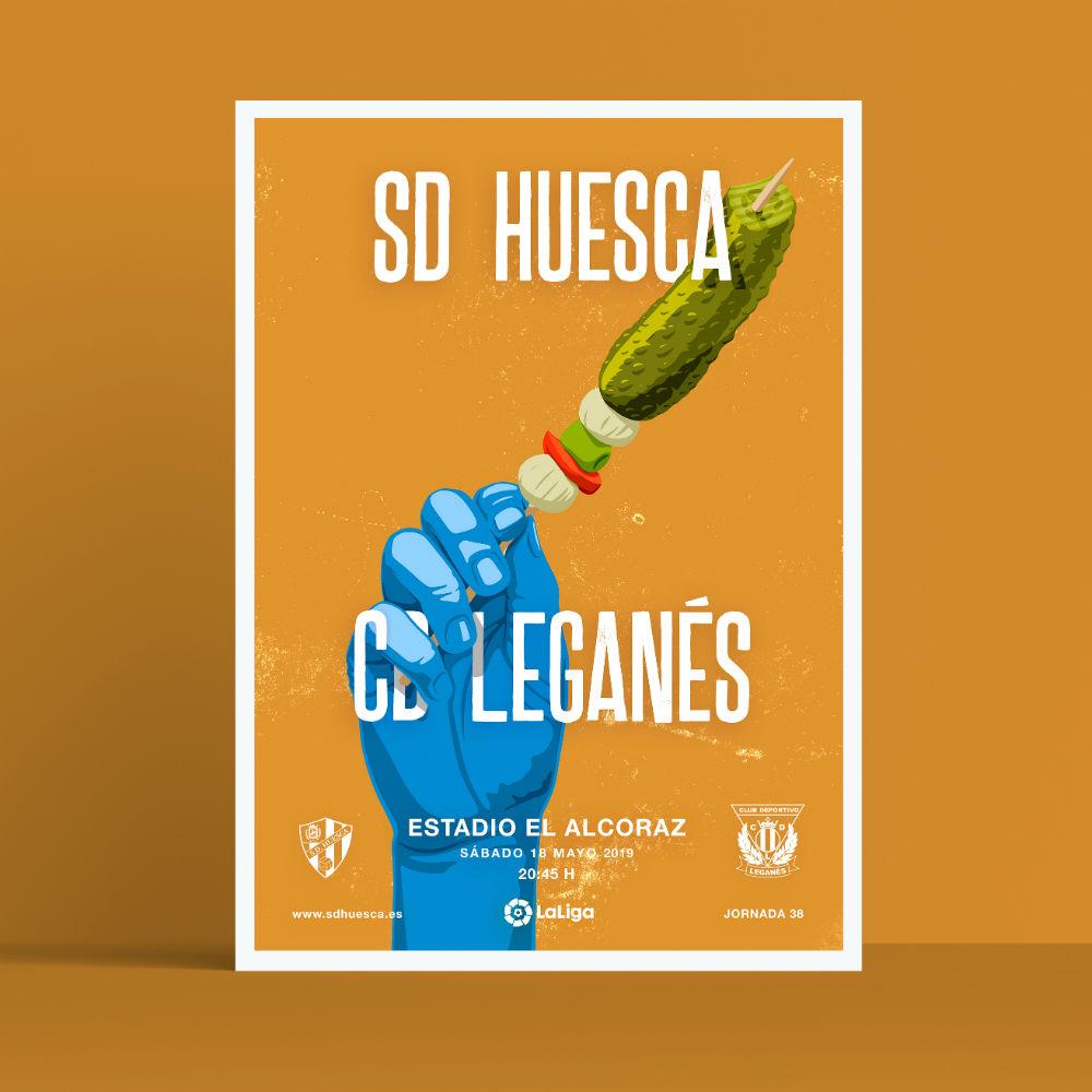 SD Huesca Leganes