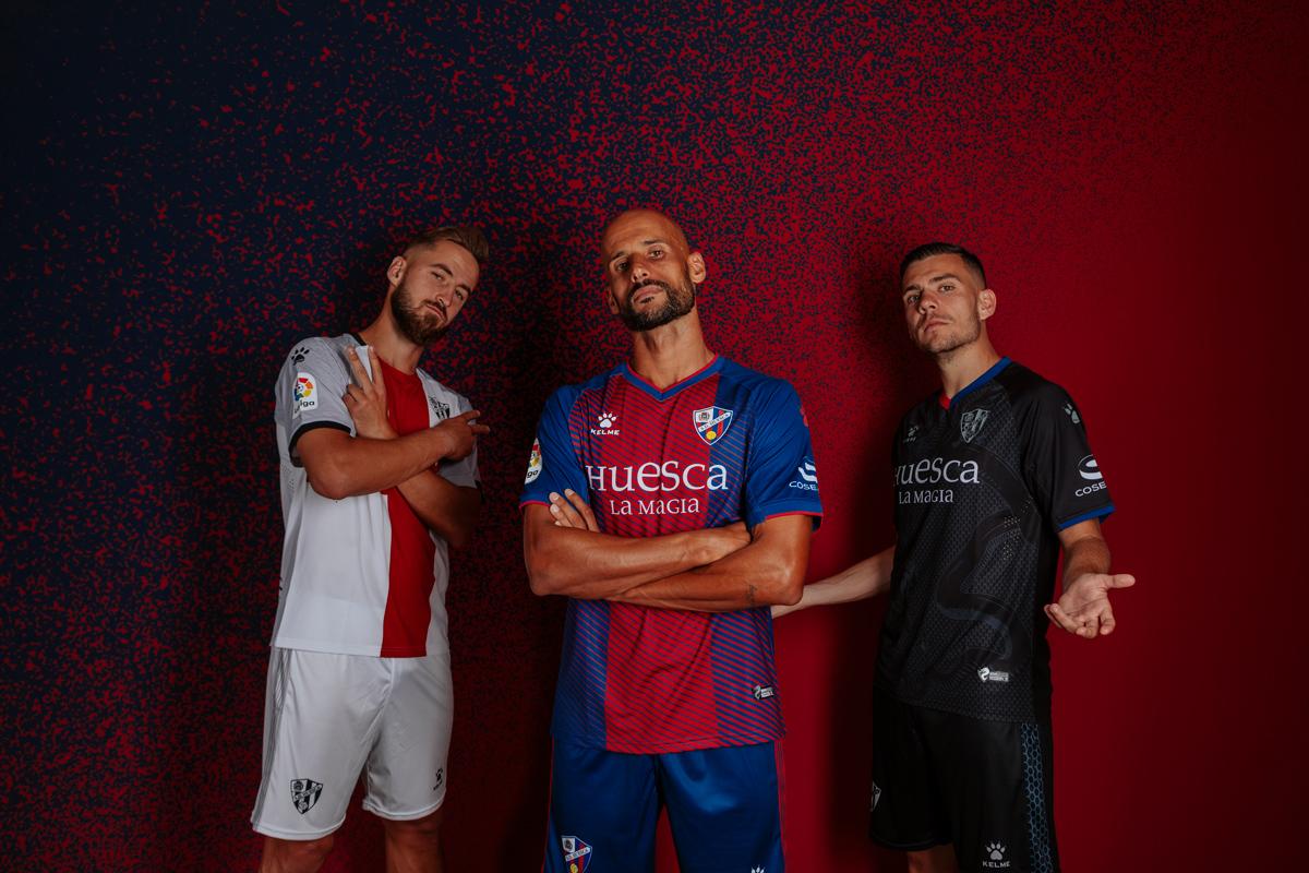 SD Huesca equipaciones oficiales temporada 2019-2020