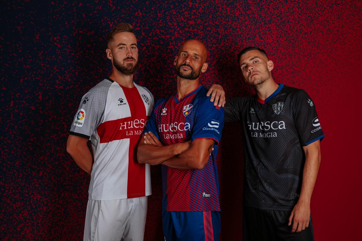 SD Huesca camisetas oficiales 2019-2020