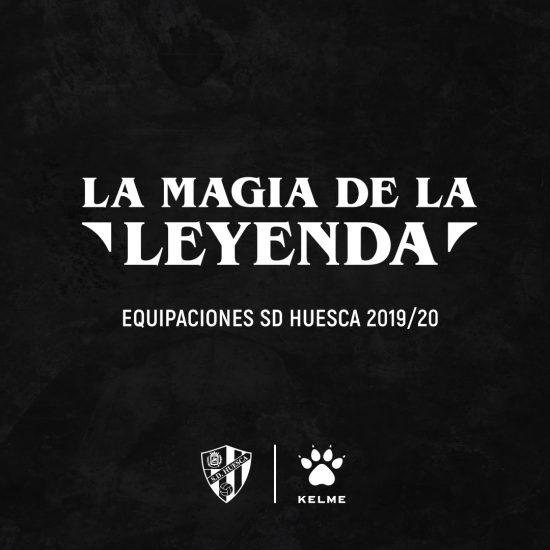 SD Huesca nuevas camisetas - la magia